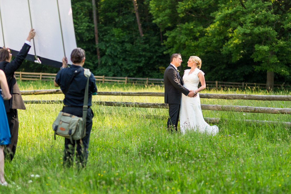 Hochzeitsfotograf Making Of