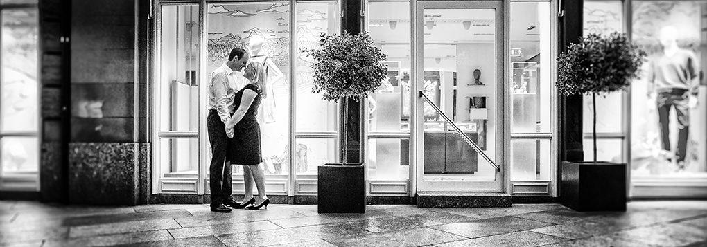 Als Hochzeitsfotograf in Sachen Engagement-Shooting in Köln