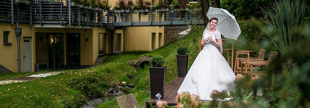 Hochzeitsfotograf Solingen Schloss Grünewald