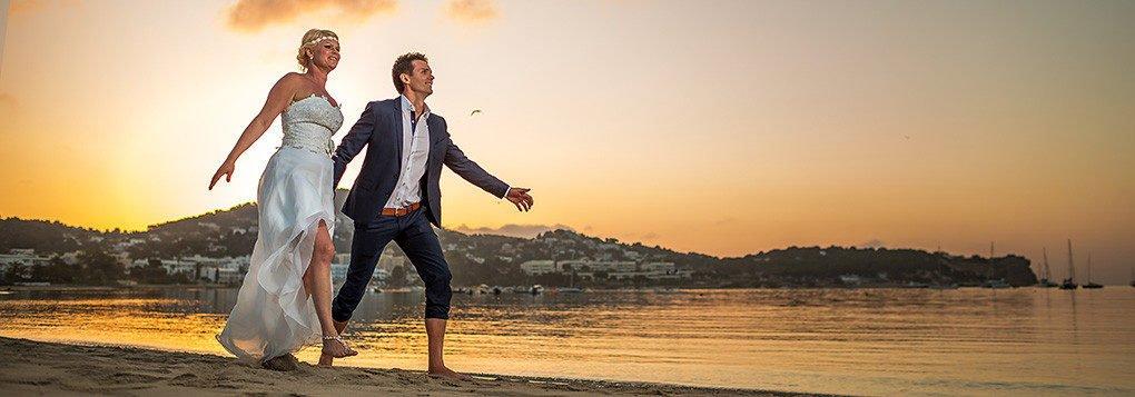 Als Hochzeitsfotograf auf Ibiza…